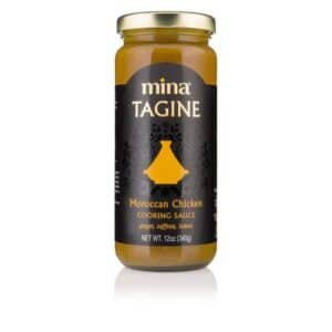 Mina Moroccan Tagine Sauce Chicken