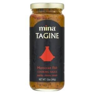 Mina Moroccan Tagine Sauce Fish