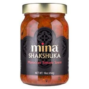 Mina Shakshuka Moroccan Tomato Sauce