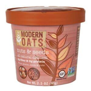 Modern Oats Oatmeal Nut & Seeds