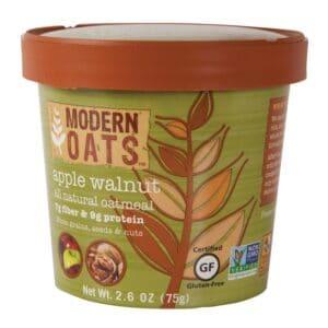 Modern Oats Oatmeal Apple Walnut