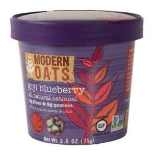 Modern Oats Oatmeal Goji Blueberry