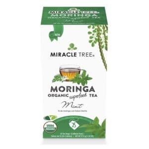 Moringa Organic Superfood Tea Mint