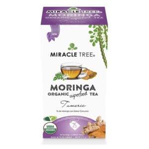Moringa Organic Superfood Tea Turmeric