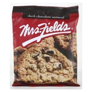 Mrs.Fields Dark Chocolate Oatmeal