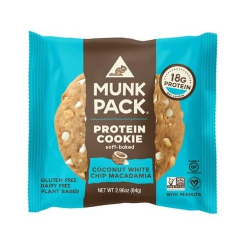 Munk Pack Protein Cookie Coconut White Chocolate Macadamia