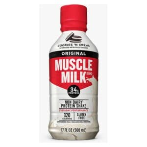 Muscle Milk Cookies & Cream