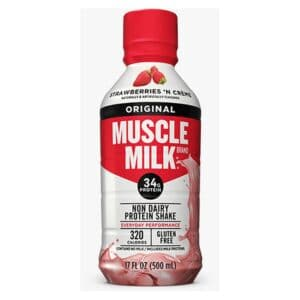 Muscle Milk Strawberry Cream