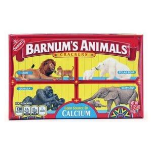 Nabisco Barnums Animal