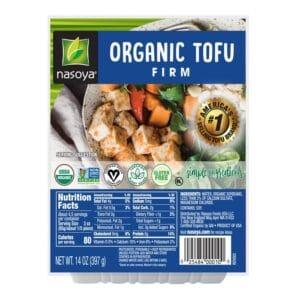 Nasoya Tofu  -  Firm