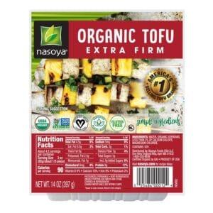 Nasoya Tofu  -  X-Firm