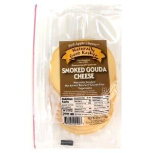 Naturally Good Kosher Smoked Gouda Slice (12pc)