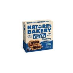 Nature's Bakery Gluten Free Blueberry Fig Bar