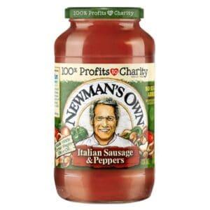 N/M Italian Sausage & Peppers Sauce
