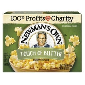 N/M Popcorn Touch of Butter