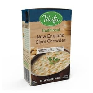 Pacific Natural New England Clam Chowder