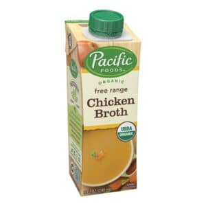Pacific Organic 4 pack Chicken Broth (Small)