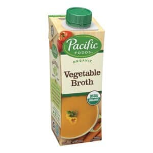 Pacific Organic 4 pack Vegetable Broth (Small)