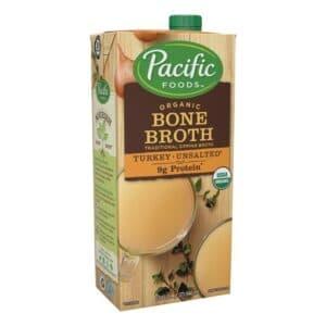 Pacific Organic Bone Broth Turkey