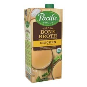 Pacific Organic Bone Broth Chicken (Salted)