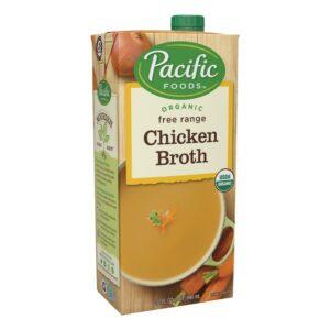 Pacific Organic Chicken Broth