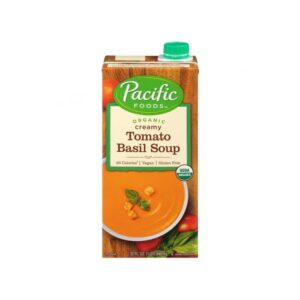 Pacific Org. Creamy Tomato Basil Soup