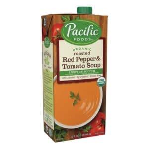 Pacific Lt. Sodium Org. Rstd Red Pepper & Tomato
