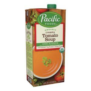 Pacific Lt. Sodium Org. Creamy Tomato