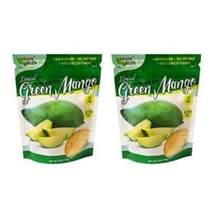 Paradise Green  Dried Green Mango