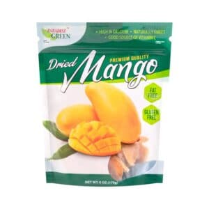 Paradise Green  Dried Yellow Mango