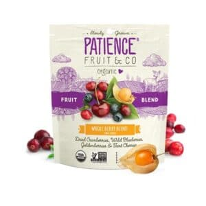 Patience Org. Fruit Blend Whole Berry Blend