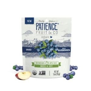 Patience Org. Dried Wild Blueberries Whole & Soft