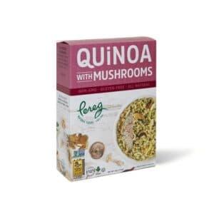 Pereg Quinoa With Mushrooms