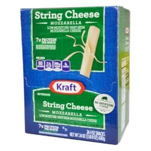 Pollyo (Kraft) Mozzarella String Cheese (single)