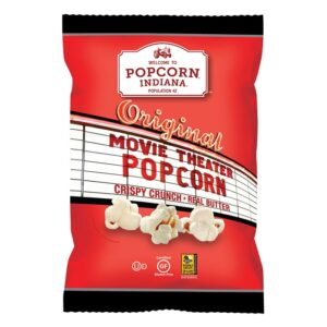 Popcorn Indiana Movie Theater Buttered Popcorn