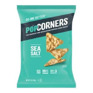 POPCORNERS Small Sea Salt