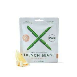 Poshi Marinated Snack French Beans Lime & Garlic