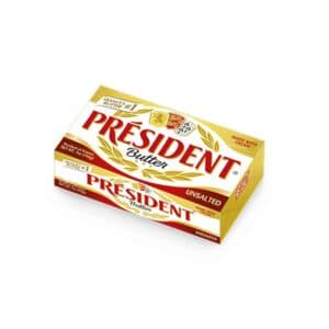 President Butter Unsalted (Red) #2000926 (20 pc)
