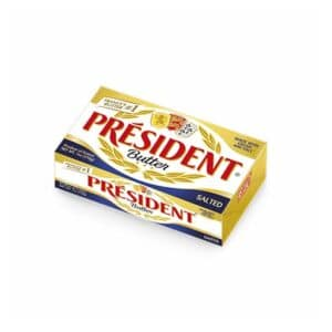 President Butter Salted (Green) #2000925 (20 pc)