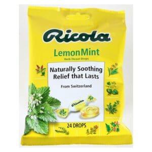 Ricola Bag Lemon Mint