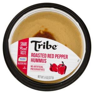 Tribe Hummus Sweet Roasted Red Peppers (12/8 oz)