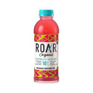Roar Org. Electrolyte Infusions Cucumber Watermelon