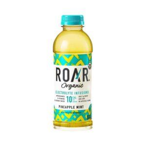 Roar Org. Electrolyte Infusions Pineapple Mint