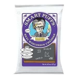 Roberts Smart Puffs - Real Cheddar