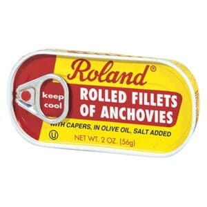 Roland Rolled Anchovy Oil (18226)