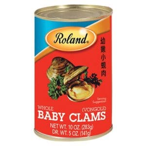 Roland Boiled Baby (Whole) Clam  (21204)