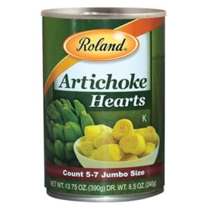 Roland Artichoke Hearts 5/7 Counts (40242)