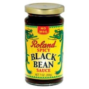 Roland Spicy Black Bean Sauce (87020)