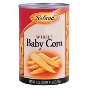 Roland Whole Baby Corn (45096)