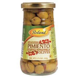 Roland Olives Stuffed w/Pimientos (71896)